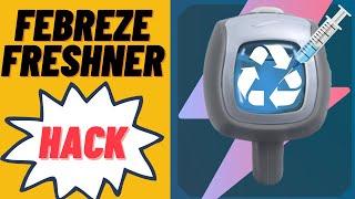 Febreze / Glide - Car Air Freshner REFILL HACK