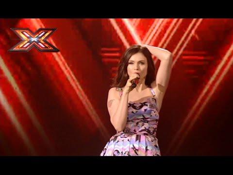 Выступление Sophie-Ellis Bextor. Х-фактор 7. Седьмой прямой эфир