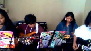 Ponveene song Thalavattom - Family Band