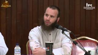 Sh. Yusha Evans - My Journey to Islam - Grand Mosque - Kuwait