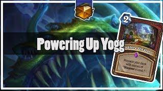 Hearthstone: Powering Up Yogg (Explore Un