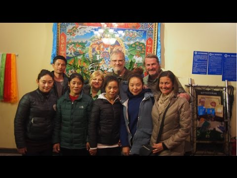 2015 Tibet Travel Video with Everest & Namtso Lake