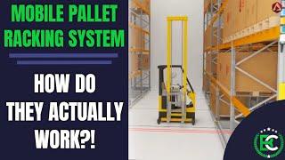 Mobile Pallet Racking System | 🚚 Pallet Racking Supplier 🚚 | Power Mobile Racking