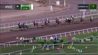 Vidéo de la course PMU PREMIO FAAZINANTE