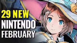 Nintendo Playscore Scoop February 2018 | 29 Best New Switch & 3DS games reviewed