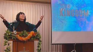 Kingdom Vol.2~信仰の歩みをとる!・ 松澤富貴子牧師・ ワード オブ ライフ横浜