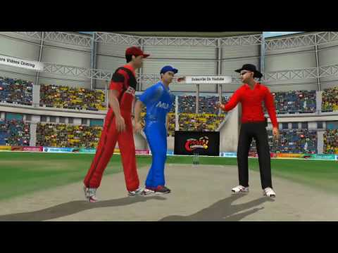 14th April Royal Challengers Bangalore Vs Mumbai Indians : World Cricket Championship  2017 Gameplay