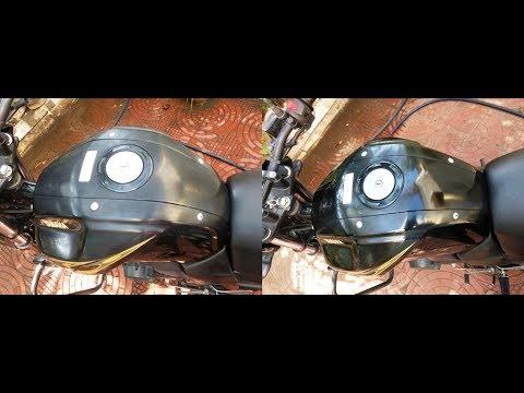 How to make old bike look new Yamaha FZS