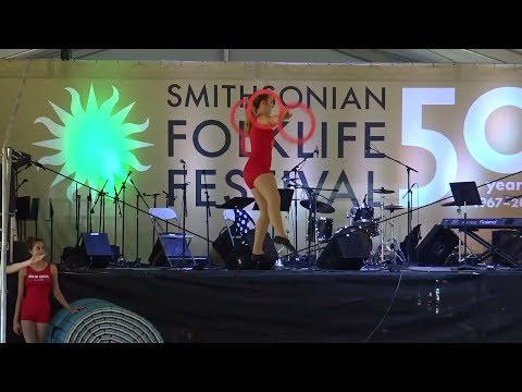 Best Tricks:  Sailor Circus, Wenatchee Youth Circus - 50th Smithsonian Folklife Festival 7.7.17