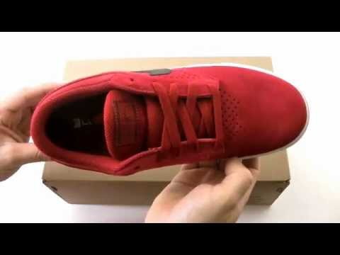 NIKE ACTION SPORTS PAUL RODRIGUEZ 5 LR 510580 601 RED