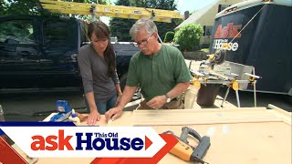 How to Build a Custom Fireplace Mantel | Ask This Old House