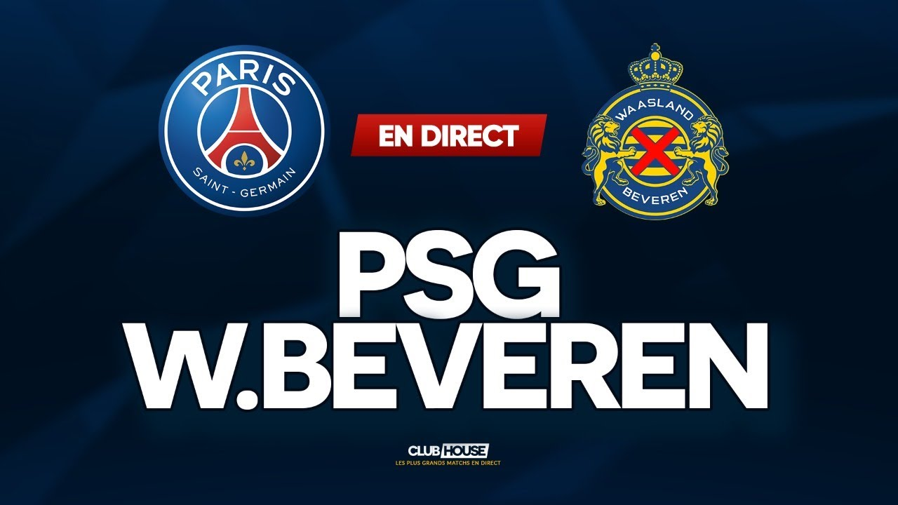 Psg Waasland Beveren Clubhouse Paris Vs Wbe Youtube