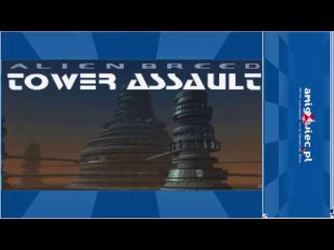 Alien Breed: Tower Assault [ Amiga CD32 50FPS HD ]