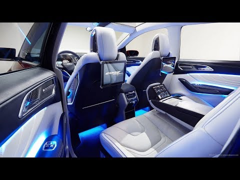 FORD Edge Sport 2017 Reviews - Interior, Engine, Features - Specs Review | Auto Highlights