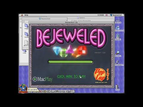Bejeweled v1.0 (2002, Macintosh) - 1 of 2: Normal Mode [720p]