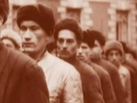"""В. Высоцкий """"Сыновья уходят в бой"""""""