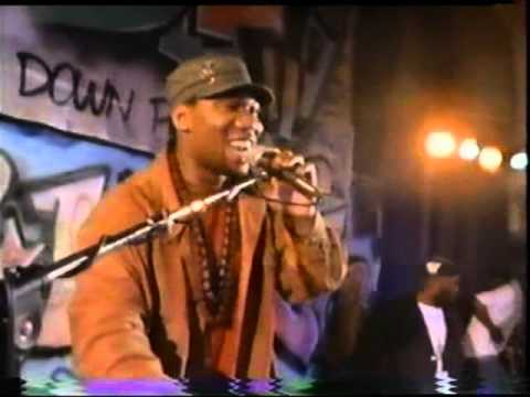 Boogie Down Productions (ft. Jamalski) Live (1990)