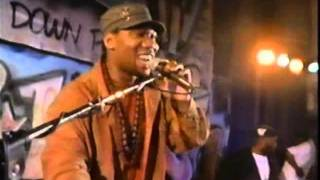 Boogie Down Productions (ft. Jamalski) Live (1990)