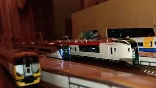KATO E353系 あずさ 12両編成 完成!