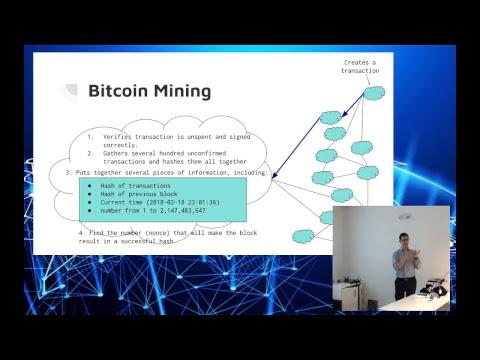 Intro to Blockchain Technology