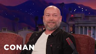 Kyle Kinane: Only Privileged White Men Believe In Ghosts  - CONAN on TBS