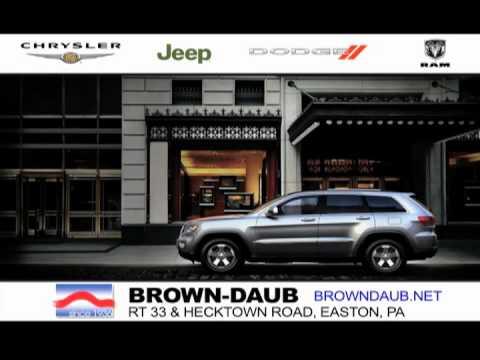 Brown Daub Jeep >> Brown Daub Jeep Commercial