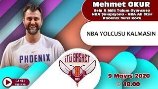 Mehmet Okur (NBA Şampiyonu-NBA All Star, Phoenix Suns Koçu)