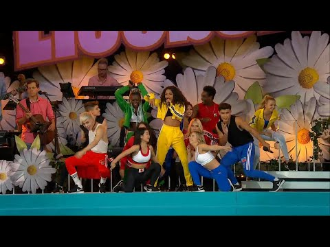Now United - Summer In The City (Live Swedish TV4)