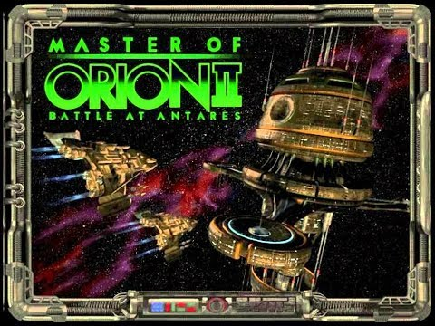 Master of Orion 2 Part 2 - Rational Scientific Endeavours