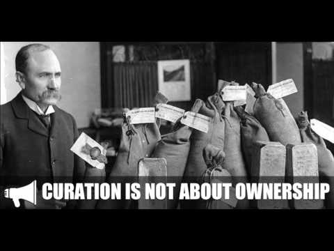 Curation Is Not About Ownership