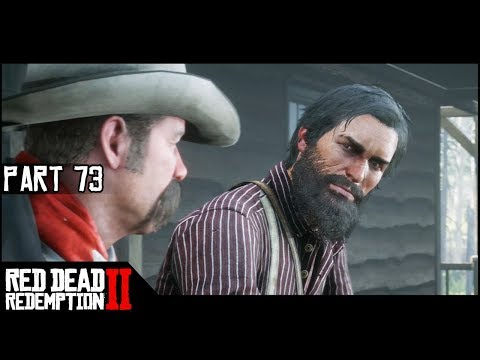 Jim Milton Rides Again - Part 73 - Red Dead Redemption 2 Let's Play Gameplay Walkthrough