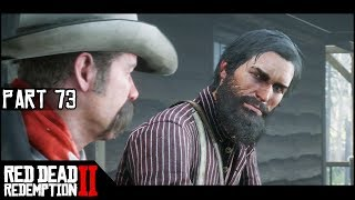 Jim Milton Rides Again - Part 73 - Red Dead Redemption 2 Let's Play Gameplay Walkthrough