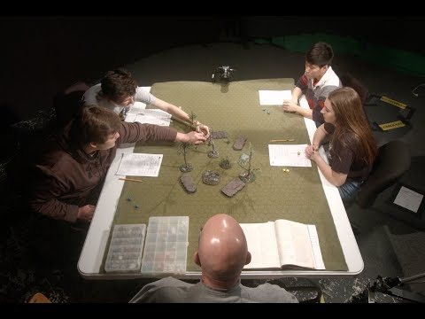 D&D with High School Students S01E03 - DnD, Dungeons & Dragons