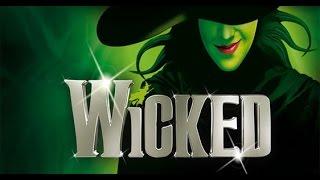 Wicked The Musical Video - Apollo Theatre London 2014