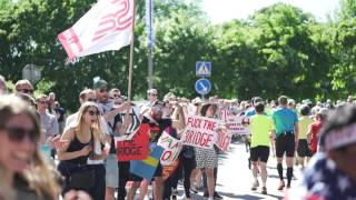 Stockholm Marathon 2016 - Ssideline City