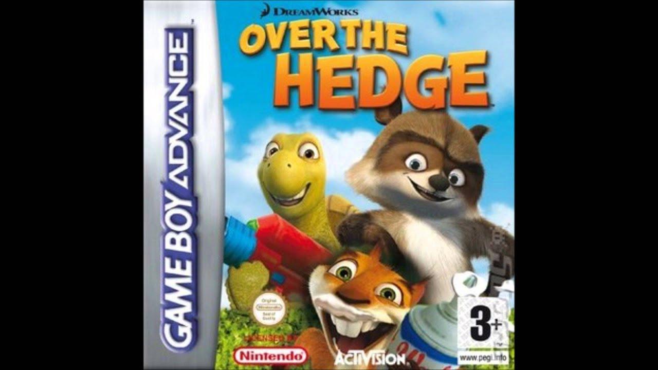 Over Hedge Mpaa Credits