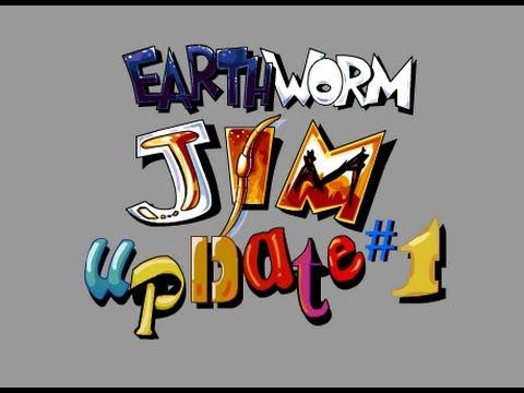 Earthworm Jim Fangame Update #1