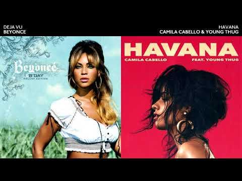 DEJA VU IN HAVANA - Beyonce, Camila Cabello & Young Thug Mashup