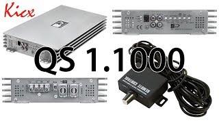 Обзор автомобильного моноблока Kicx QS 1.1000