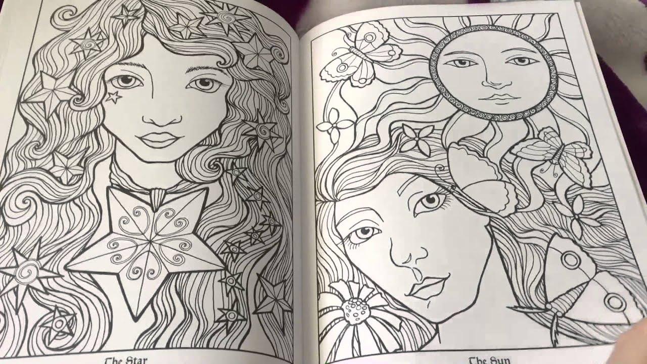 Tarot Designs By Adrienne Traford