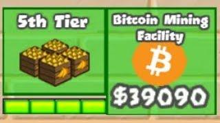 5th Tier Upgrades Mod - Bitcoin Mining Facility! | Bloons TD Battles 5th Tier Farm (BTD Battles)