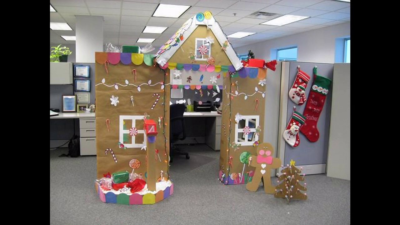 Cubicle Decorating Ideas Fascinating Stunning Cubicle Decor Ideas  Youtube Decorating Design