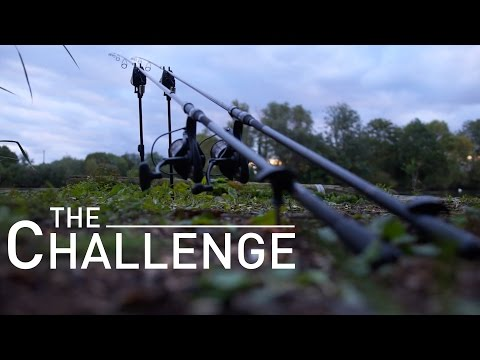 "***CARP FISHING TV*** The Challenge Episode 12 - ""Abracadacurate"""