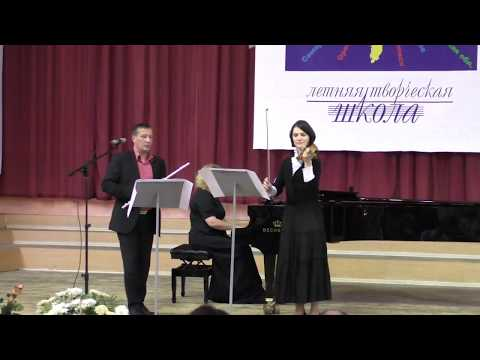 ЛТШ 2018 Тольятти Ярцева и Захаров Soulful Heart Music