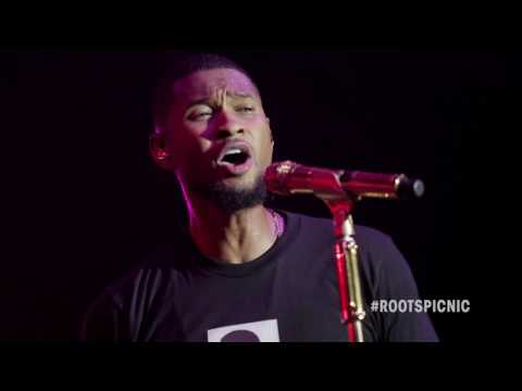 "Usher & The Roots ""Nice and Slow"" + ""Break You Off"""