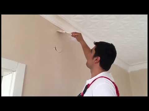 Ev Nasıl Boyanır Ev Içi Duvar Boyası Youtube
