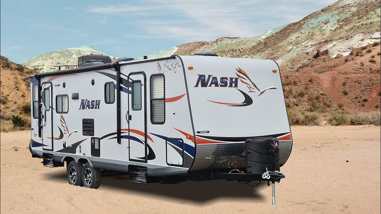 Innovative Quick Tour Of The New Nash 26N - YouTube