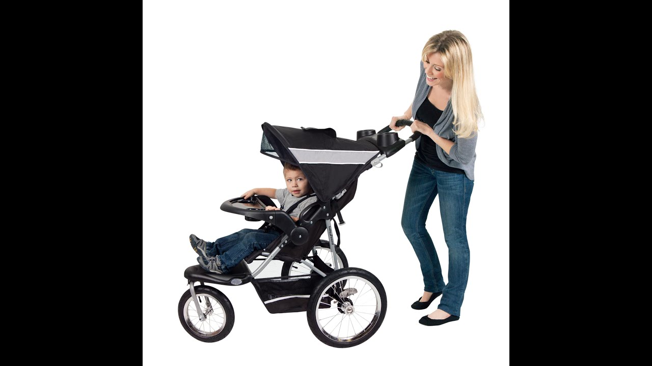 Baby Trend Expedition Jogger Stroller, Phantom Reviews ...