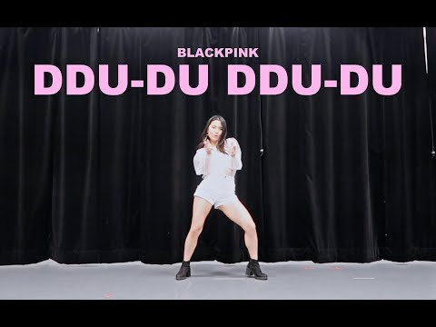 BLACKPINK - '뚜두뚜두 (DDU-DU DDU-DU)' Lisa Rhee Dance Cover