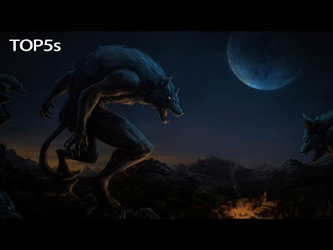 5 Terrifying TRUE Cases of Clinical Lycanthropy | Real Life Werewolves...